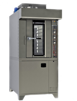 Печь ротационная электрическая WLBake MINIROTOR D (с расст.) - фото 1
