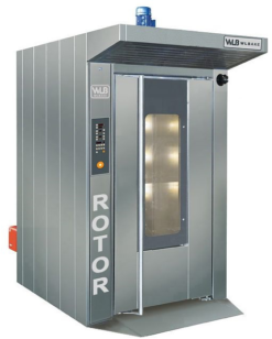 Печь ротационная электрическая WLBake ROTOR 68 ECO - фото 1