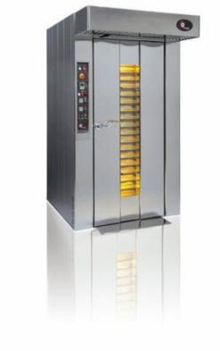Печь ротационная RM Forni RMP 4060/18E - фото 2