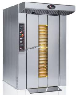 Печь ротационная RM Forni RMP 80100E - фото 2