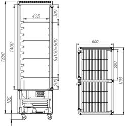 R800C Сarboma Люкс (D4 VM 800-1 (коричнево-золотой