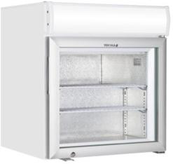 Шкаф морозильный со стеклом Tefcold UF50GCP-P - фото 2