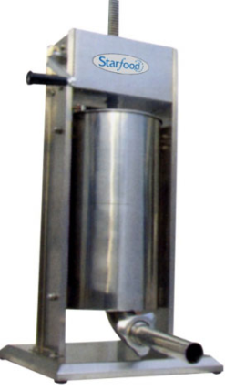 Шприц колбасный вертикальный Starfood SV-5 - фото 1