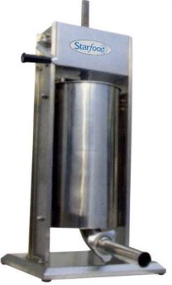 Шприц колбасный вертикальный Starfood SV-7 - фото 1