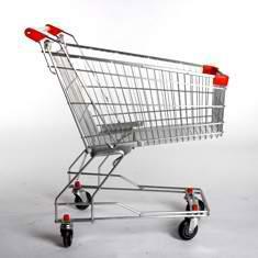 Тележка покупательская Корбис STA060-XX Budget (азиатский тип) - фото 1