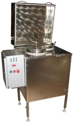 Ванна длительной пастеризации Эльф 4М ИПКС-011-150/3(Н) - фото 1