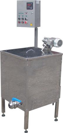 Ванна длительной пастеризации Эльф 4М ИПКС-011(Н) - фото 1