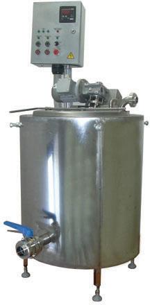 Ванна длительной пастеризации Эльф 4М ИПКС-072-100(Н) - фото 1