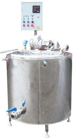 Ванна длительной пастеризации Эльф 4М ИПКС-072-200-01П(Н) - фото 1
