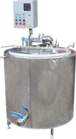 Ванна длительной пастеризации Эльф 4М ИПКС-072-350-01П(Н) - фото 1
