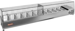 Витрина холодильная настольная Hicold VRX 2000 - фото 1